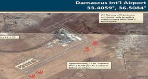 خريطة لسوريا