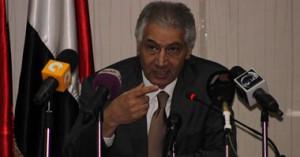 وزير المالية احمد جلال