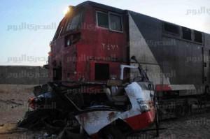 حادث قطار دهشور