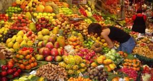 سوق فاكهة