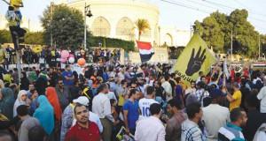 مظاهرات رابعة