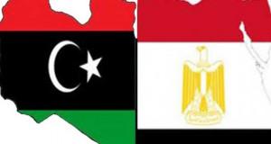 تعاون مصري ليبي