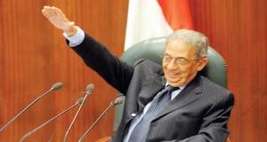عمرو موسى خمسين
