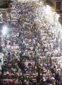 زحمة القاهرة