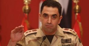 أحمد علي المتحدث العسكري