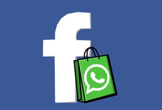 فايسبوك فاجأ الجميع واشترى واتساب بتسعة عشر مليار دولار