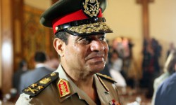 Egyptian Minister of Defense Abdel-Fattah al-Sissi