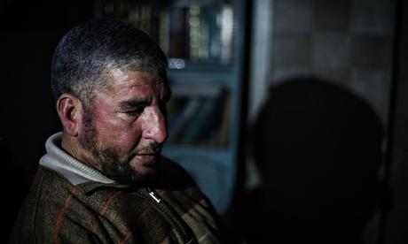 محمد عبد المعبود أحد الناجين من سيارة ترحيلات أبوزعبل