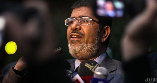 """انقلب الإعلام بقوة ضد مرسي بعد حصار """"الإنتاج الإعلامي"""