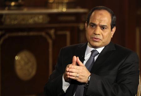 السيسي: مصر تحتاج الدعم الأمريكي لمكافحة الارهاب