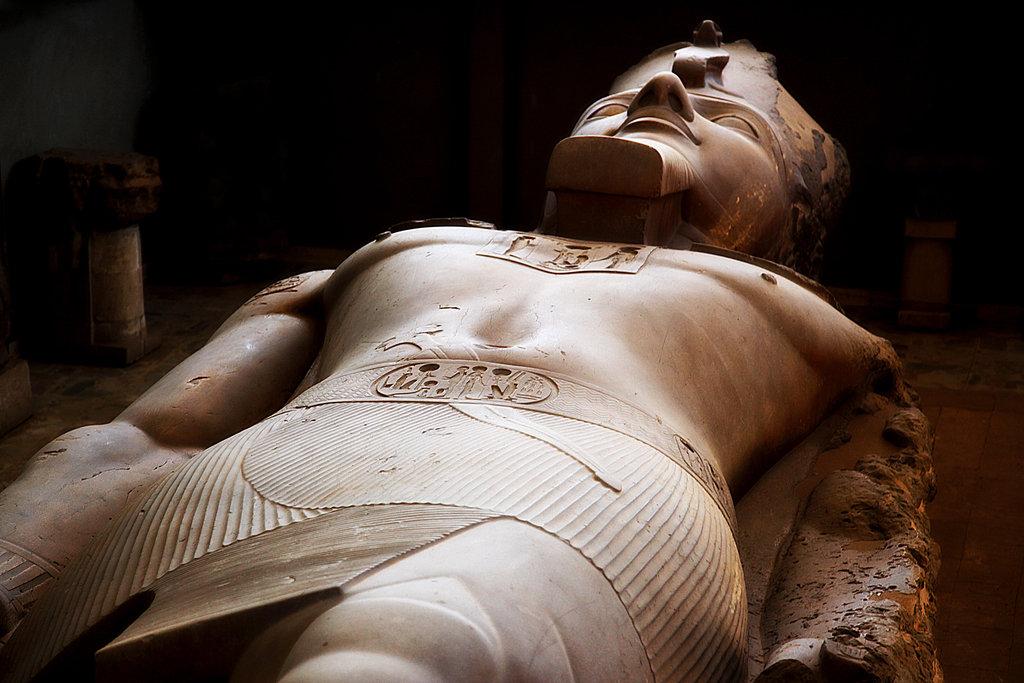 Egyptian_Pharaoh_by_LaraVilya