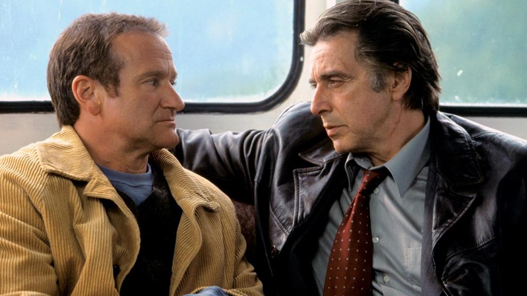 INSOMNIA, Robin Williams, Al Pacino, 2002 (c) Warner Brothers, courtesy Everett Collection