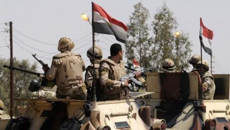 مصادر : مقتل 4 على الأقل من أفراد الأمن في هجوم بسيناء المصرية