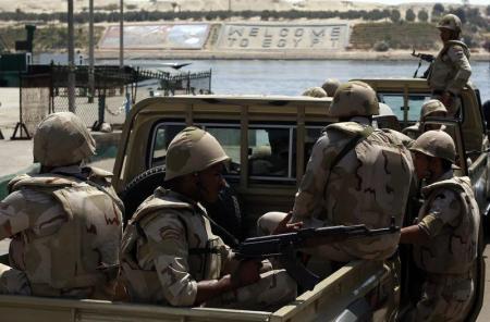 مسؤول أمني: مقتل خمسة مجندين في هجوم بشمال سيناء