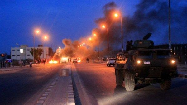 هجوم على كمين بالشيخ زويد  - أرشيف