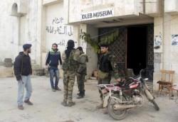 جبهة النصرة تعلن عزمها تطبيق الشريعة في مدينة إدلب السورية