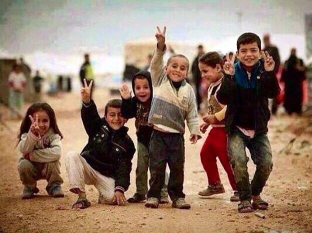 أطفال من غزة