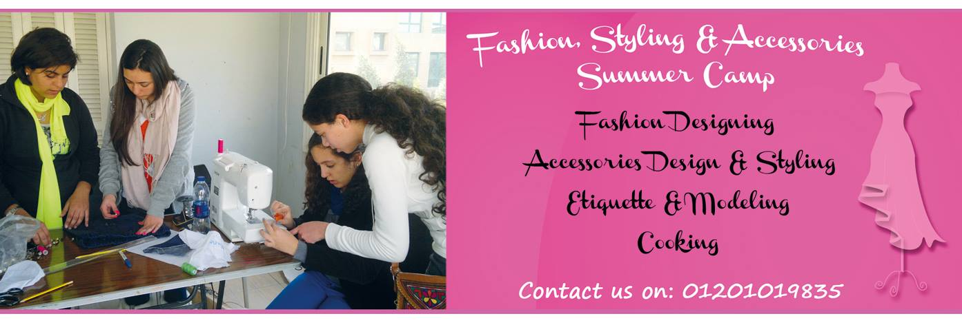 Young Fashion Academy Camps
