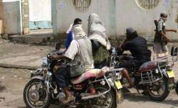 الدراجات النارية تستخدم بكثافة في عمليات الاغتيال