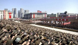 north-korea-rally-soldiers-march