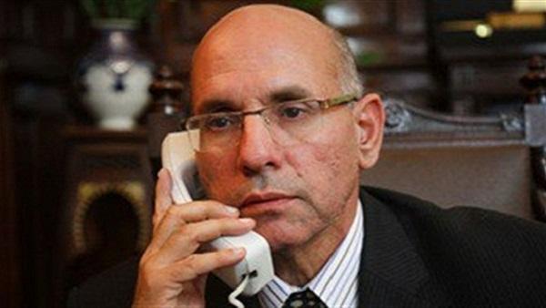 وزير الزراعة المستقيل صلاح هلال