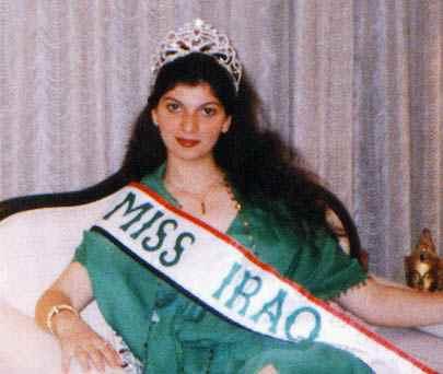 ميس الكرجلي، ملكة جمال العراق 1999