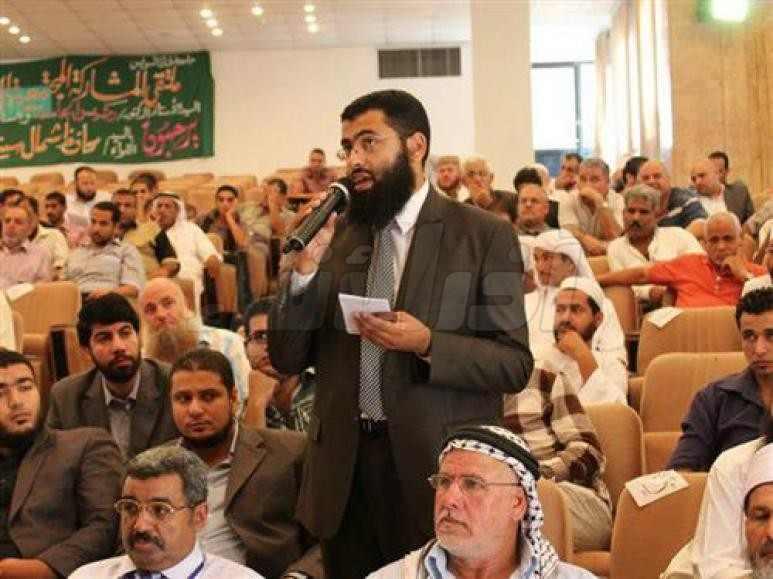 مصطفى عبد الرحمن - الصورة من موقع آخر الأنباء