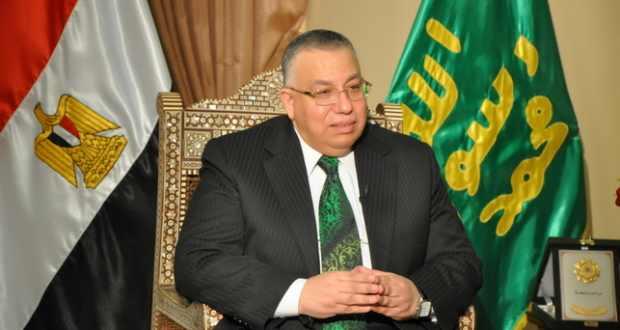 النائب محمود السيد الشريف