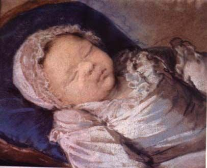 June 19, 1787, Marie Sophie Hélène Béatrice de France, Marie Antoinette's 4th child