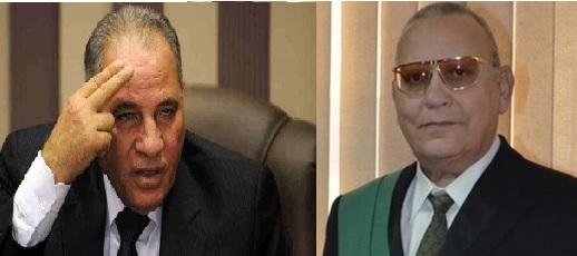 رئيس محكمة النقض حسام عبد الرحيم وزيرا للعدل خلفا للمستشار أحمد الزند