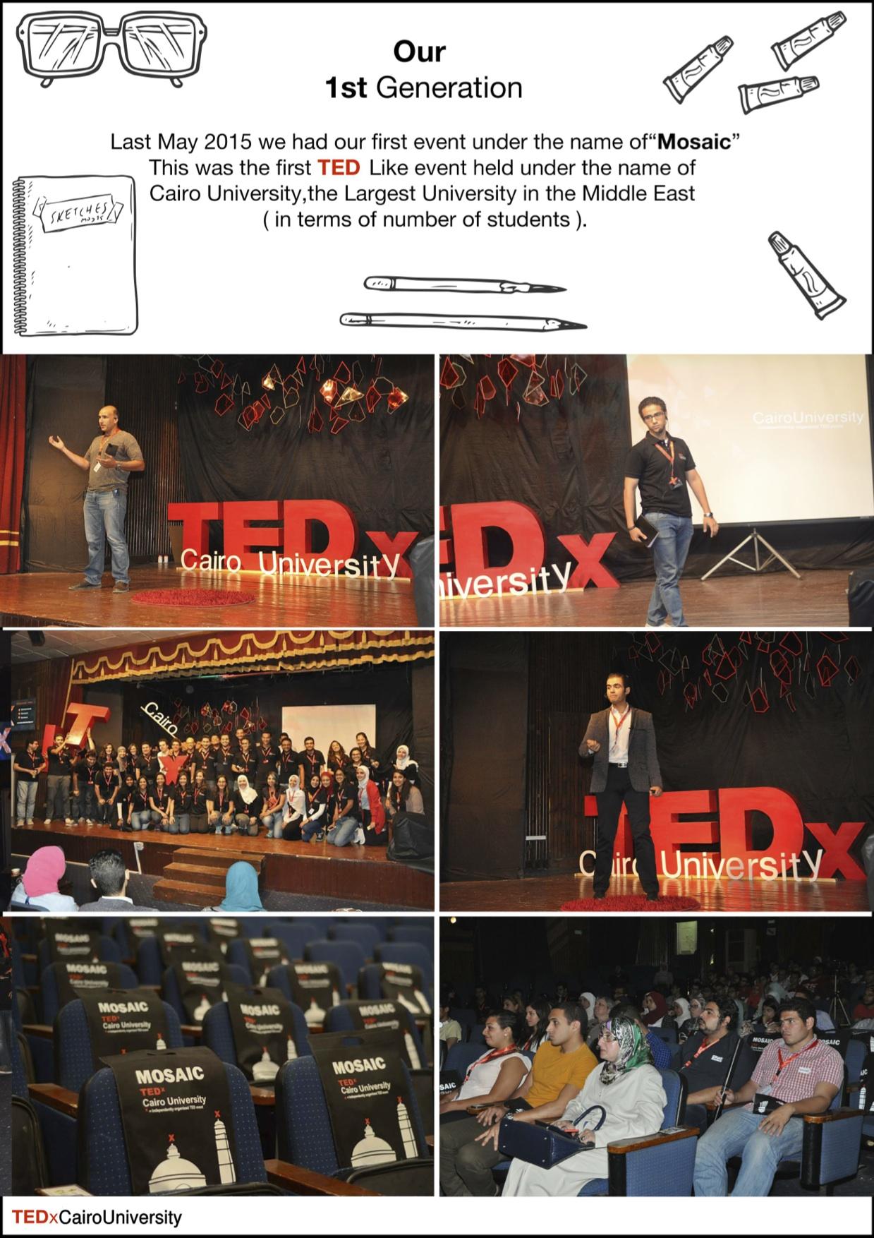 TEDxCairoUniversity 2015