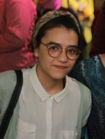 ميريت عبد المولى محتجزة  في قسم بولاق