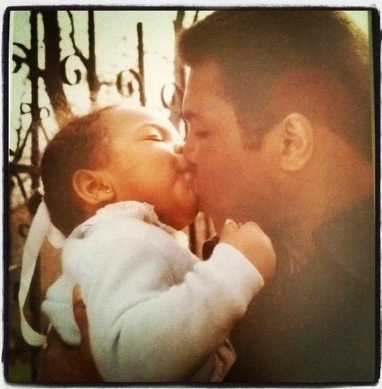 محمد علي وإبنته هانا