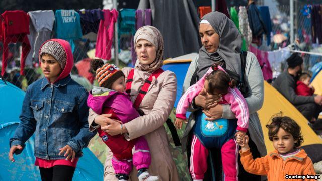 لاجئات سوريات في ألمانيا