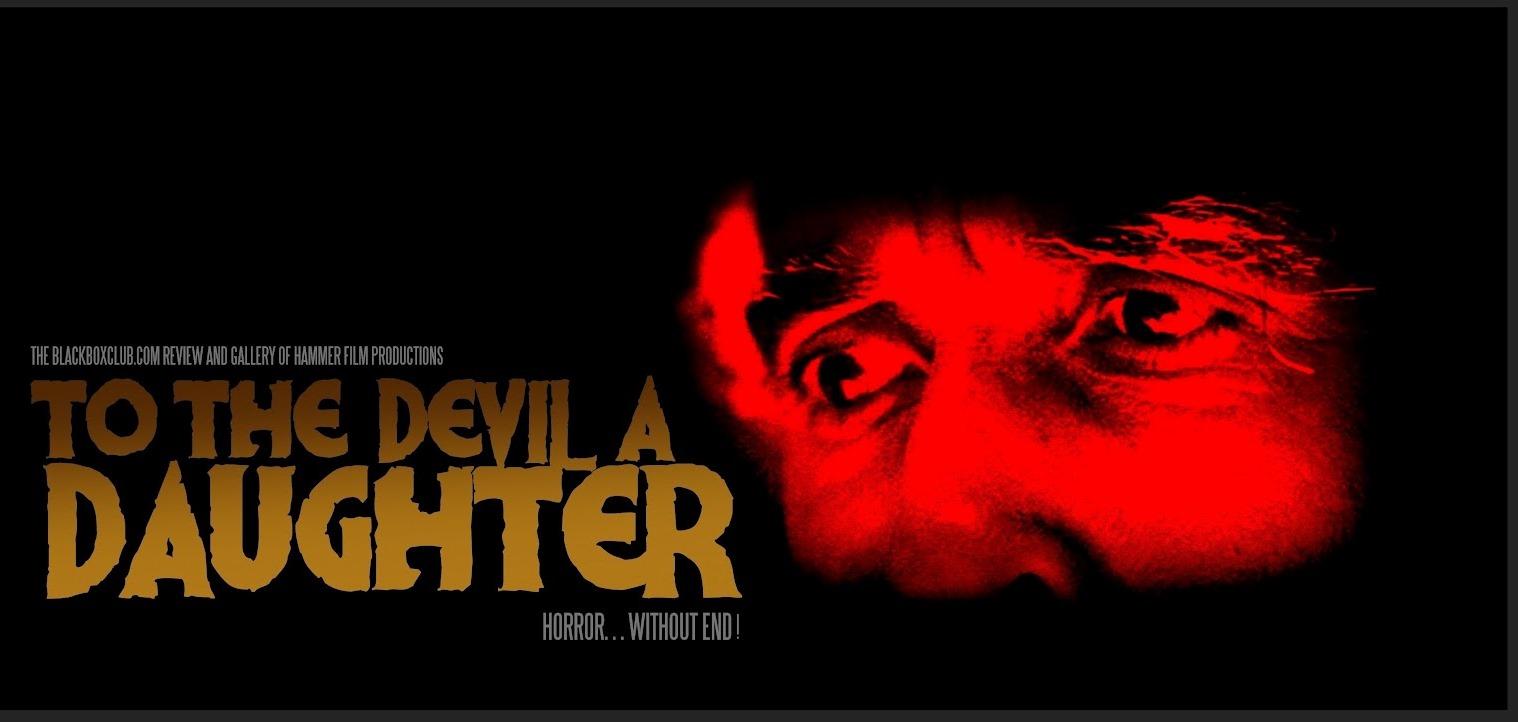 صورة لإعلان فيلم O THE DEVIL A DAUGHTER: HORROR
