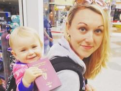 travel mad mum passport