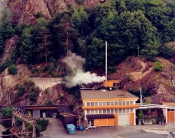 A view of the nuclear power station in Halden, Norway in this undated handout photo. Institute for Energy Technology/Handout via REUTERS