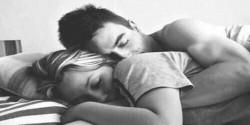 sleeping life partner
