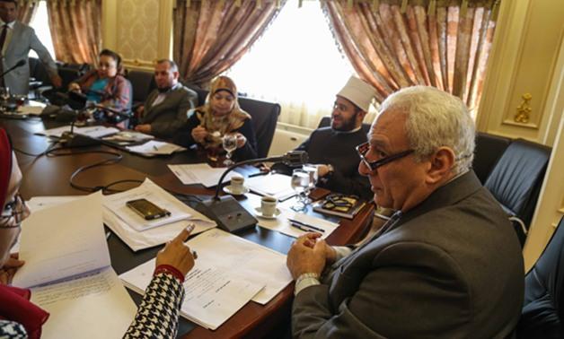 لجنة الشؤون الدينية بالبرلمان