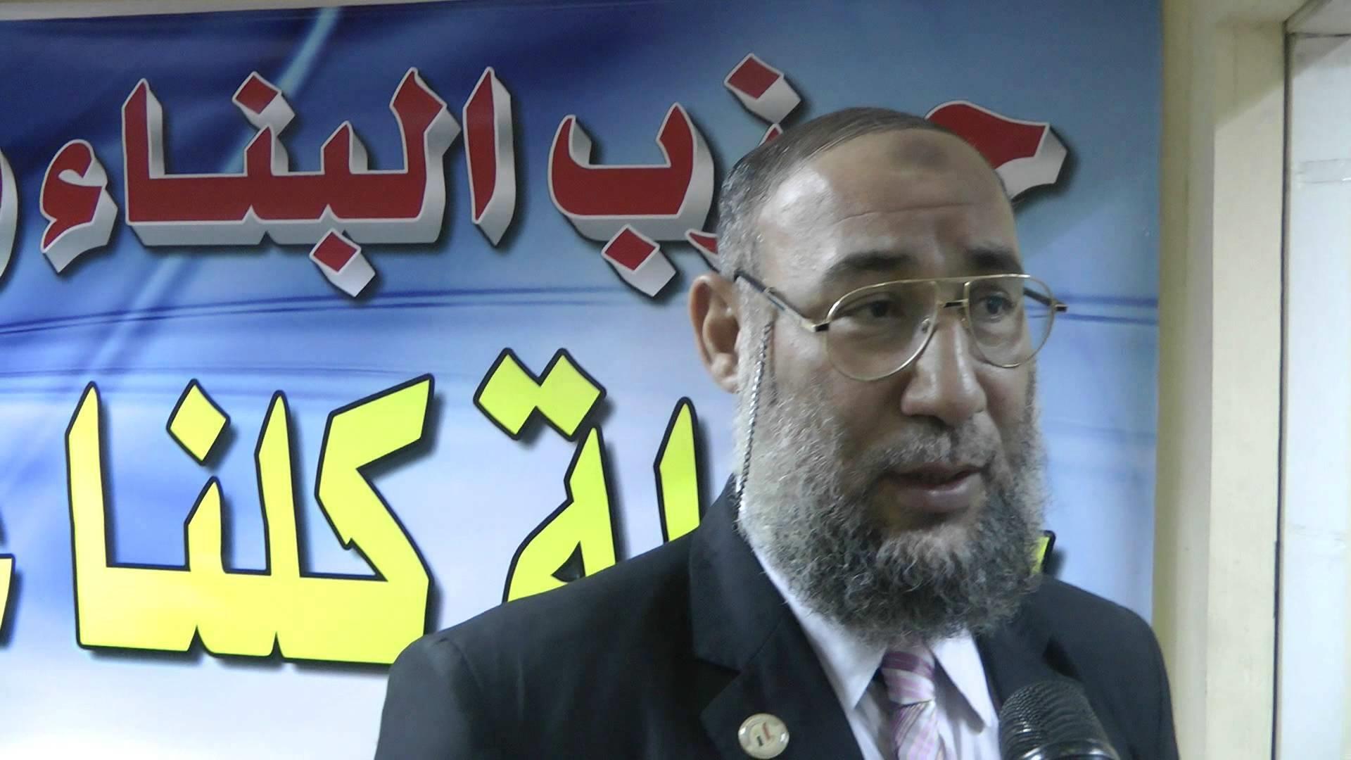 جمال سمك الأمين العام لحزب البناء والتنمية