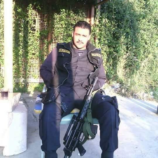 أمين الشرطة محمد شعبان