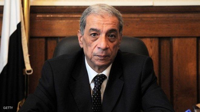 النائب العام الأسبق هشام بركات