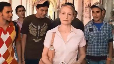 """لقطة من الفيلم الأمريكي """"cairo time"""" الذي تدور أحداثه في مصر"""