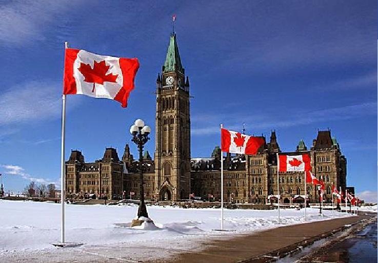 في كندا السعوديون في جنون زحمة