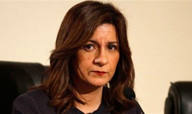 وزيرة الدولة للهجرة وشئون المصريين في الخارج